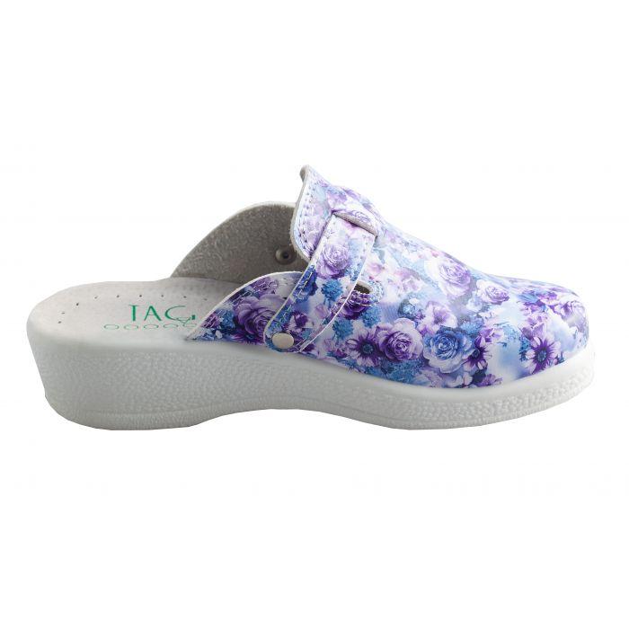 TAG Floral Blue